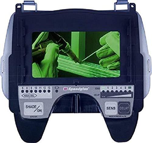 3M 51135893494 Speedglas Auto Darkening Filter 9100V, Welding Safety 06-0000-10, Shades 5, 8-13