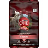 Purina ONE Natural, High Protein Dry Dog Food, SmartBlend True Instinct with Real Beef & Salmon - 15 lb. Bag