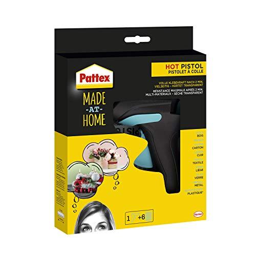 Pattex 2047486 Pistolet à colle chaude\