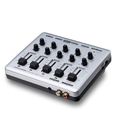 audio-technica ポータブルマルチミキサー AT-PMX5P