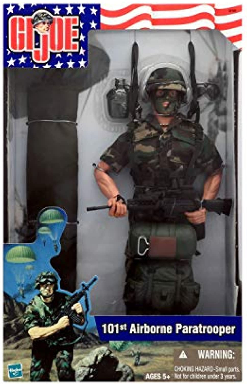 G.I. Joe 101st Airborne Paratrooper by Hasbro