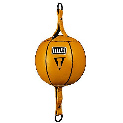 Title Boxing Double End Bag, 6'
