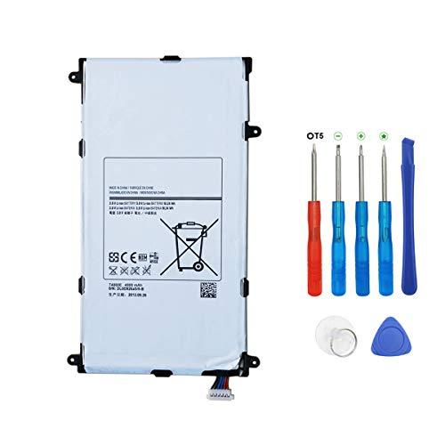 swark T4800E - Batteria compatibile con Samsung Galaxy Tab Pro 8.4' SM-T325 T320 T321 T4800K con strumenti