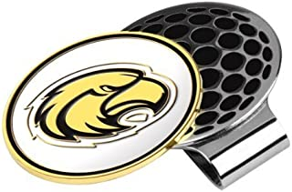 LinksWalker NCAA Southern Mississippi Golden Eagles Golf Hat Clip with Ball Marker