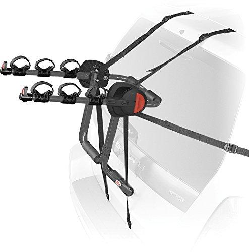 BELL Cantilever 300 3-Bike Trunk Rack, Black