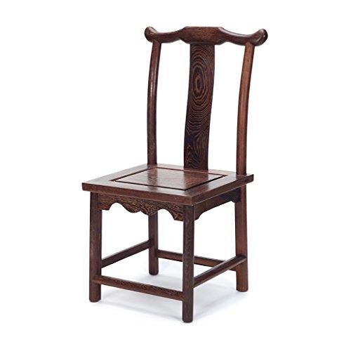JHDY stoel Chinese retro Solid wood lounge stoel Kinderstoel Schoenenbank Onderkruk Kleine eetkamerstoel Antieke stoel Massief hout stoel B
