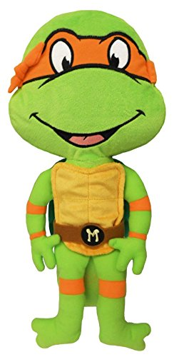 Jay At Play Teenage Mutant Ninja Turtles Seat Pets (Michelangelo)