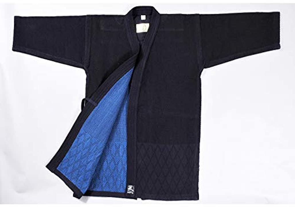 アジア器官夕方【剣道着】正藍染二重実戦型剣道衣