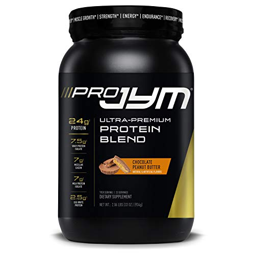 JYM Supplement Science Pro 907g Chocolate Peanut Butter