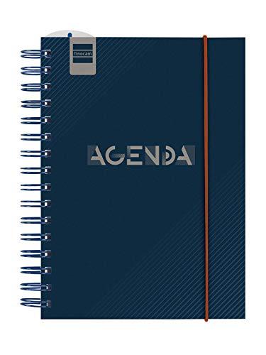 Finocam Agenda 2021 2022 Semana vista vertical Septiembre...