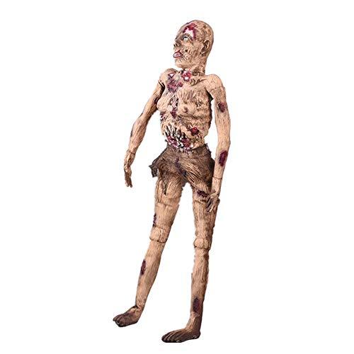 ハロウィン 装飾 恐怖 ミイラ お化け屋敷 飾り 密室からの脱出 道具 (女)