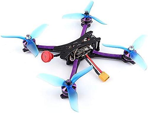 iHAZA 5.8G 48CH Q215MM Racing Drone DIY zusammengebaut 800TVL Motor Frame Kit RC Spielzeug