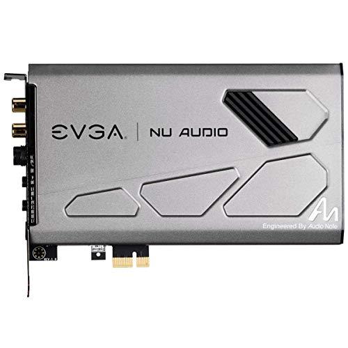EVGA 712-P1-AN01-KR Tarjeta de Sonido Interna 5.1 Canales PCI-E x1