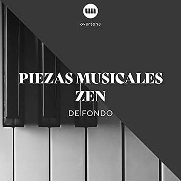 Piezas Musicales Zen de Fondo