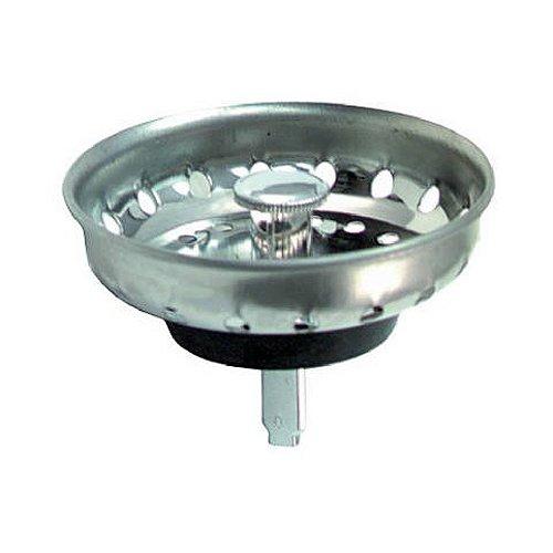 Levado 548-872 MP Basket Sink Strainer, Stainless Steel