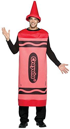 Crayola Crayon Costume - Small/Medium - Chest Size 35-38