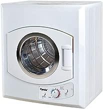 Panda PAN60SF 3.5 cu.ft Compact Portable Laundry Dryer, 13lbs Capacity, White
