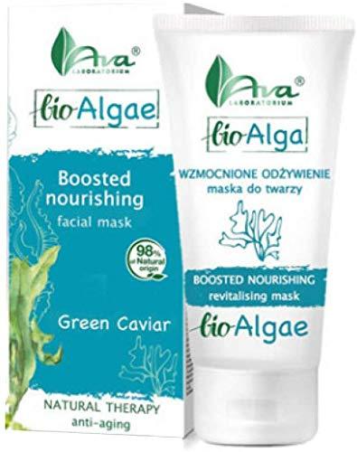 Alga Masque Visage 50ml Caviar Vert Perles Anti Age Raffermissant Nourrissant