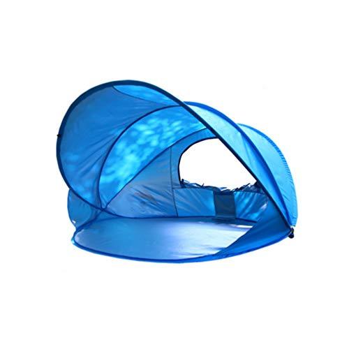 BESPORTBLE Automatisches Aufstellzelt Strand Sonnenschutzzelt Praktisches Faltzelt Einfach Aufzubauen Handliches Zelt zum Angeln Sandstrand Picknick im Freien