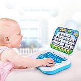 #N/D Juguetes multifuncionales del lector de puntos de la máquina de la educación temprana plegable de