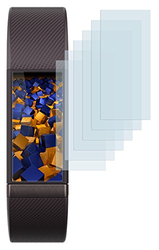 mumbi Schutzfolie kompatibel mit Acer Liquid Leap Folie klar, Bildschirmschutzfolie (6X)