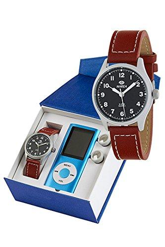 Uhr Flut Crewman b21179/1mit MP4Player