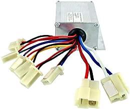 NAKS Automation 24V 250watt Controller for pmdc Motor / Electric Bicycle Controller / ebike Controller