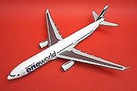 hogan ホーガン 1/200 キャセイパシフィック航空 エアバス A330-300 B-HLU one world