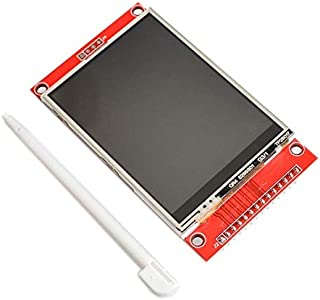 3.2 Inch 320X240 SPI Serial Tft LCD Module Display Screen with Contact Panel Driver Ic Ili9341 for Mcu