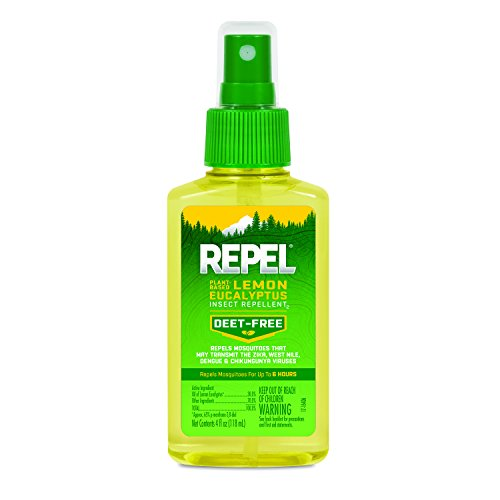 REPEL Plant-Based Lemon Eucalyptus …