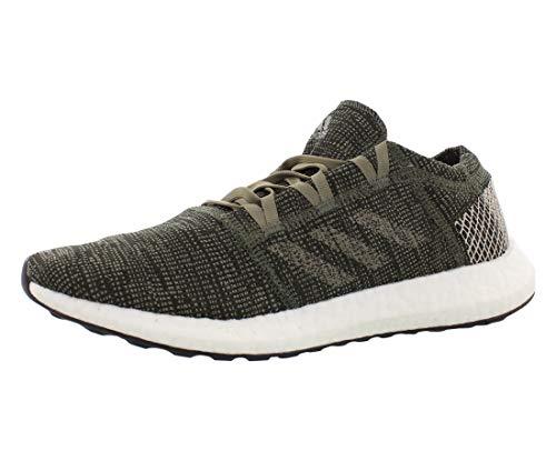 adidas Pureboost Go Base - Zapatillas de running para hombre, color verde