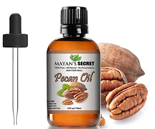 Pecan oil for Skin Tightening, Wrinkles Prevention, Rejuvenate Skin Cells