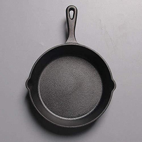 WJMLS Bratpfanne Wok Kochtopf Kochtopf Grill-Ofen Smokeless Bratpfanne Ei, Farbe: 16cm (Color : 16cm)