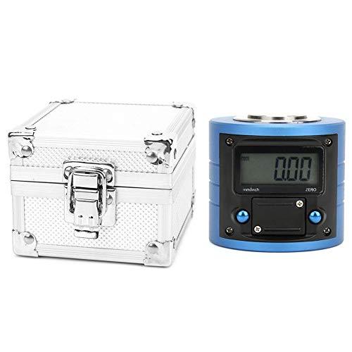 Z-Achsen-Setzer, 0,01 mm Digitaler Achsensetzer Elektronisches Voreinstellgerät für die Z-Achse für CNC-Fräser
