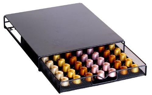 DecoBros Coffee Pod Storage Mesh Nespresso Drawer...