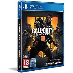 Playstation 4 Pro (PS4) - Consola de 1TB + 20 euros Tarjeta Prepago (Edición Exclusiva Amazon) - nuevo chasis G + Marvel´s Spiderman + Call of Duty: Black Ops IIII + Tarjeta