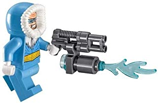 LEGO DC Super Heroes Justice League MiniFigure - Captain Cold (with Freeze Gun) 76026