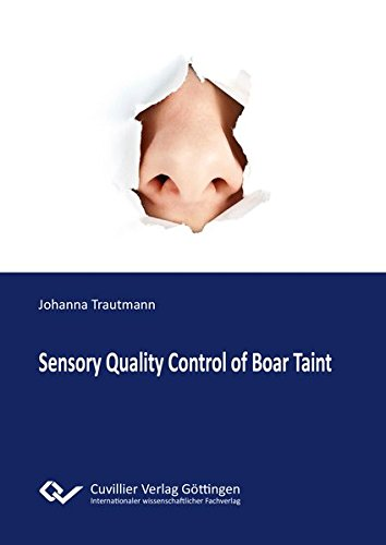 Sensory Quality Control of Boar Taint