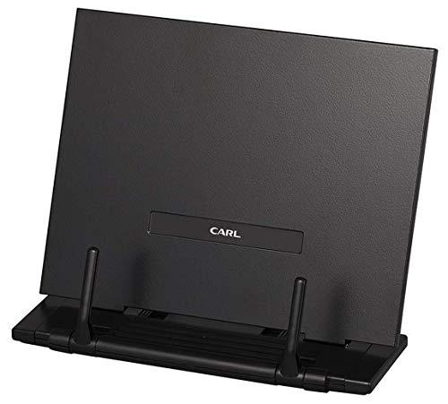 カール事務器 ブックスタンド 書見台 ブラック BKS-820-K