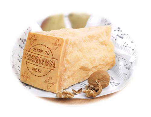 Probierangebot ca. 1,1kg Parmesan Grana Padano D.O.P Riserva am Stück mind. 20 Monate gereift