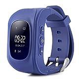 Best Child Locator Watch For Kids - Mandorra Q50 GPS Kids Watches Baby Smart Watch Review