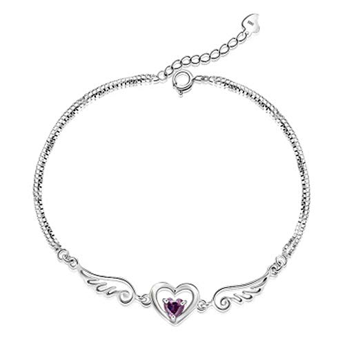 Cadeaux d'anniversaire beau bracelet réglable de mode #14