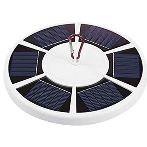 Yililay Solar Flag Pole Light, Flagpole Lampada a LED, Giardino di Terra palo della Luce, la Lampada del sensore Impermeabile per Esterno Giardino Prato 42LED