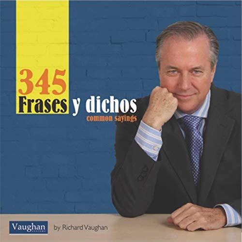 Diseño de la portada del título 345 Frases y Dichos
