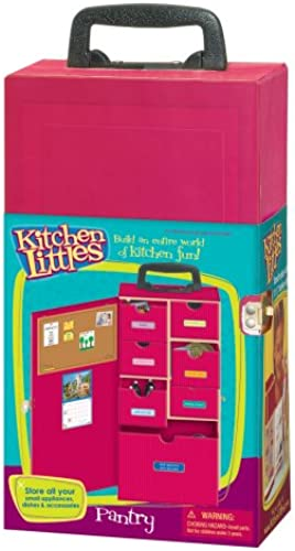 Kitchen Littles Pantry Carry Case by Kitchen Littles