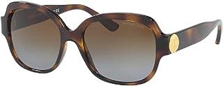 مايكل كورس MK2055 نظارة شمسية مربعة للنساء + مجموعة نظارات مجانية
