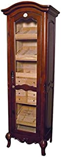Quality Importers Trading Antique Tower Humidor
