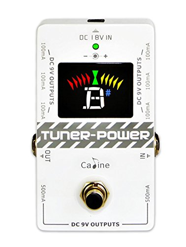 Caline CP-09 Pedal Tuner Power Supply