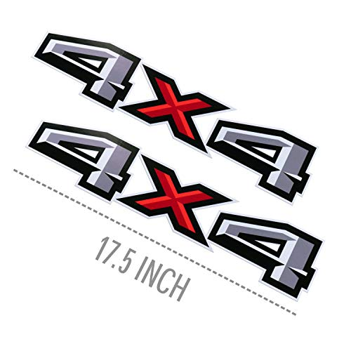 ford 4x4 decal - 9