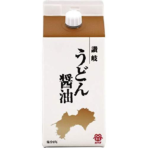鎌田醤油 讃岐うどん醤油 200ml (ぶっかけうどん醤油)